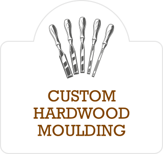 Custom Hardwood Moulding