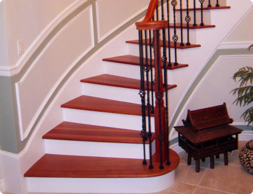 Wooden Stair Parts